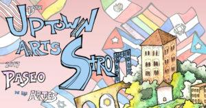 Uptown Arts Stroll 2017