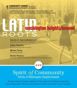 Exhibitions: Latin Roots and Spirit of Community