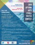 Concurso de carteles 2018 Uptown Arts Stroll