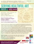Open Call for Serving Healthful Art
