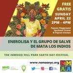 Enerolisa y su Grupo de Salve de Mata Los Indios – Earth Day