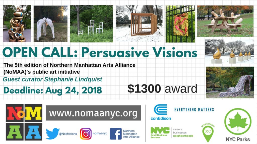 OPEN CALL Persuasive Visions