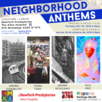 NoMAA Exhibit: Neighborhood Anthems