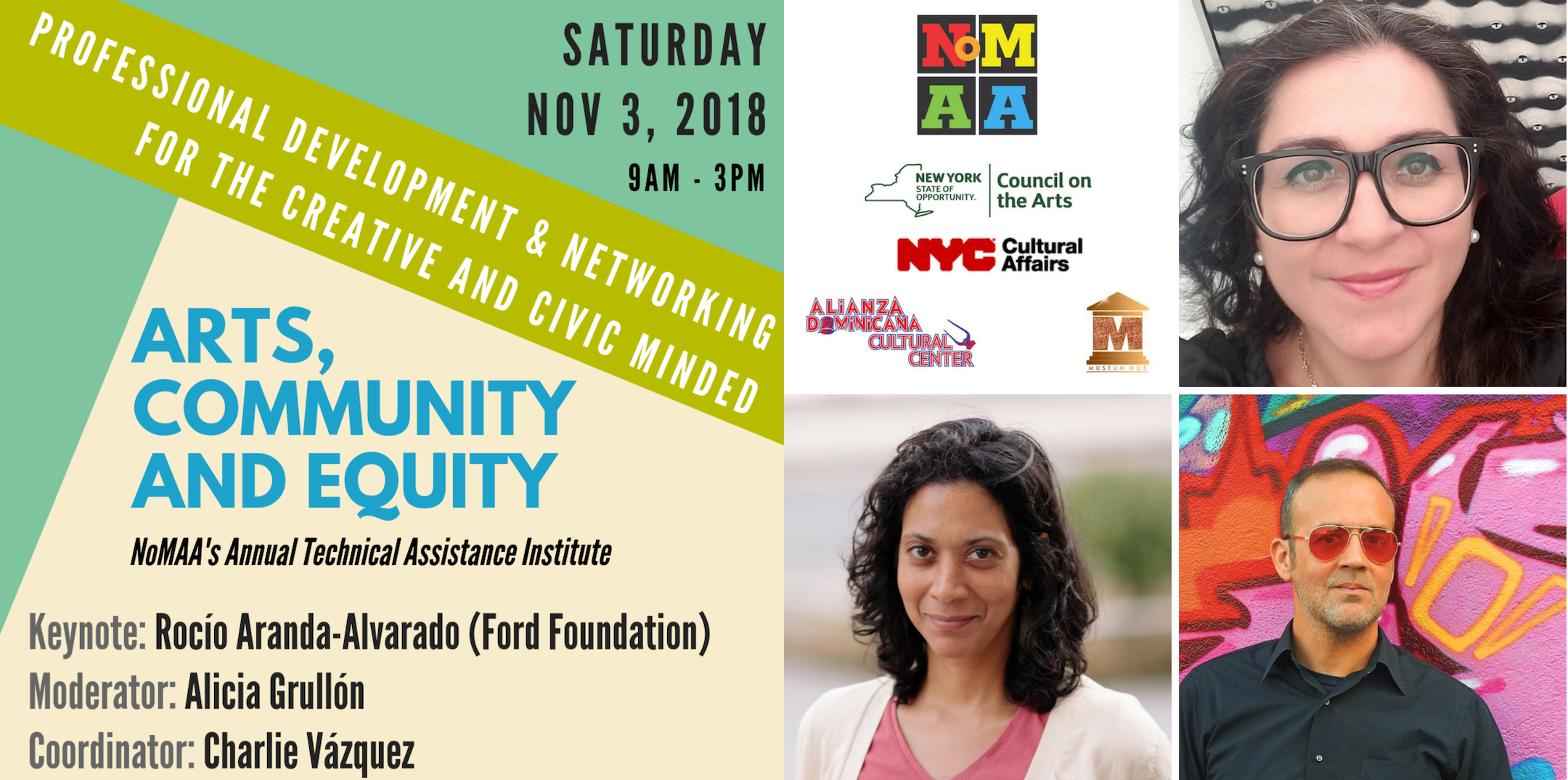 Arts, Community and Equity – Northern Manhattan Arts Alliance