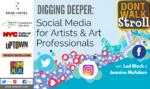 Redes sociales para artistas y profesionales del arte