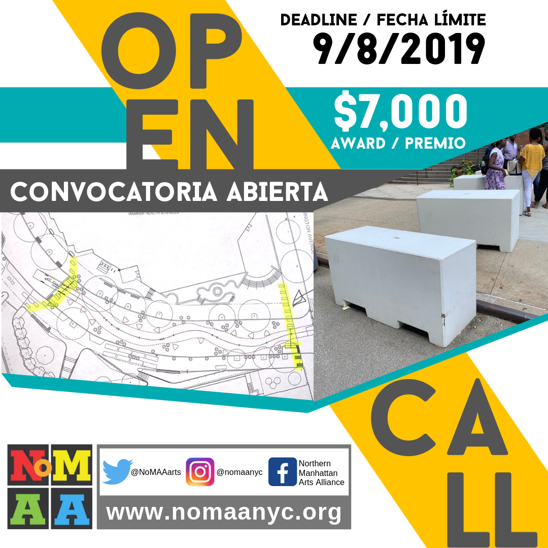 Open Call – Haven Plaza public art – $7000 award