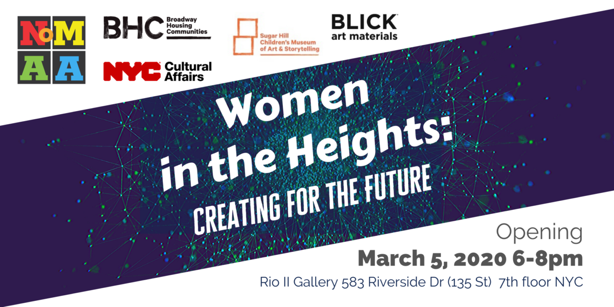 Women in the Heights: Creating for the Future
