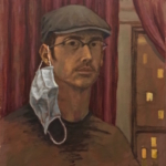 13_Coutinho_Gregory_Pandemirror_Oil on Linen_18_x22_ (1)