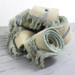 21_Rivlin_Bat-Ami_Untitled carpet, duct tape_Found object sculpture_28x30x30