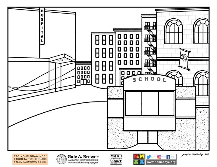 Census Coloring Contest – KIDS COUNT edition