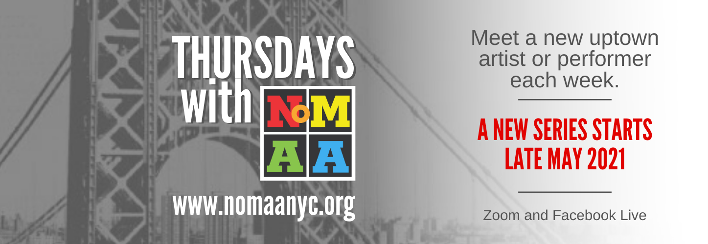 THURSDAYS with NoMAA 2021