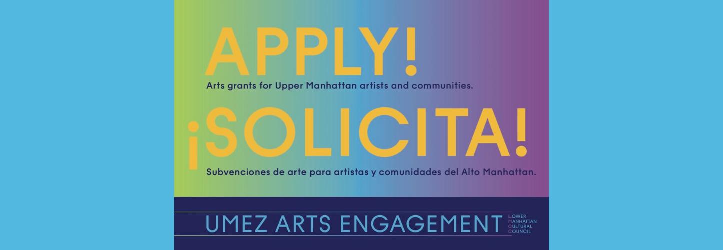 UMEZ Arts Engagement Grant