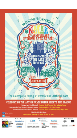 View the 2013 Uptown Arts Stroll Guide