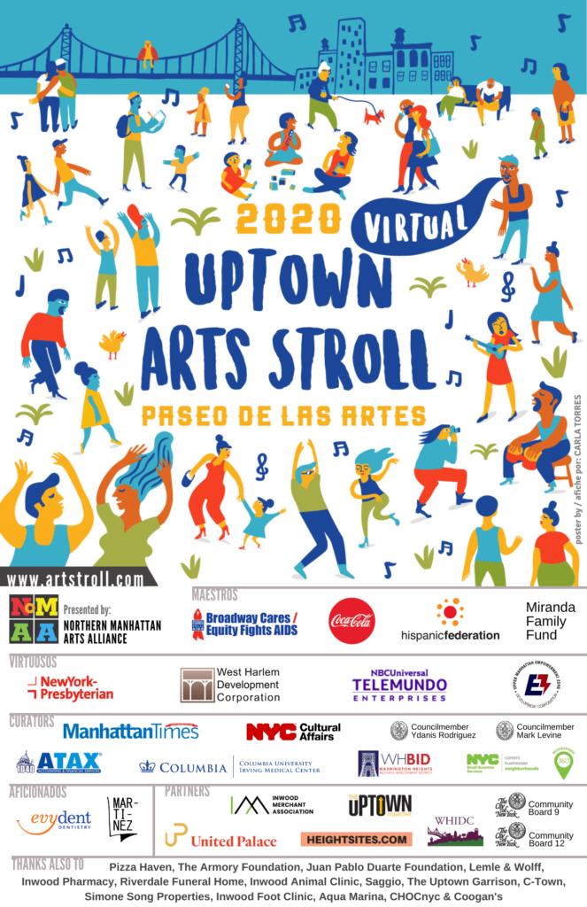 Uptown Arts Stroll 2020
