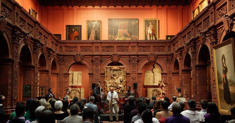 2012 Miguel Zenon at the Hispanic Society / photo by Briana E Heard