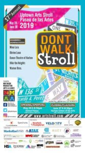 2019 Uptown Arts Stroll Guide