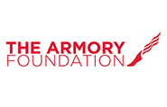 The Armory Foundation Logo_Red_WHITE BACKGROUND