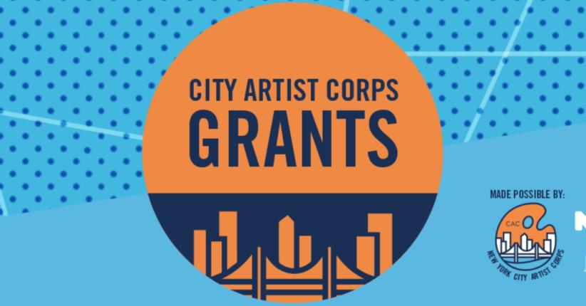 Becas de City Artist Corps